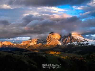 Lichtgestalten der Dolomiten