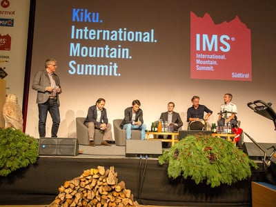 Kiku. International Mountain Summit 12.-18. Oktober 2015: Erlebnis & Begegnung