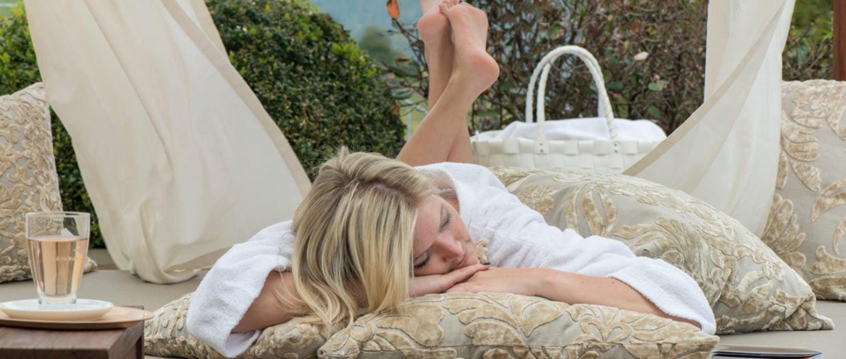 Staccare la spina e godersi il relax dell'autunno