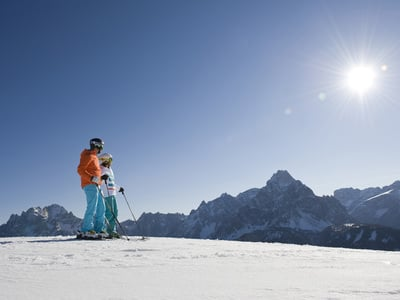 Una sana passione per gli sport invernali