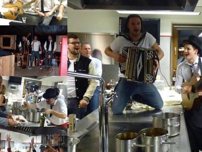 Küchenpartyyyy!!