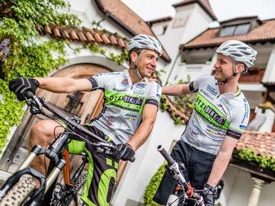 7 alberghi per ciclisti