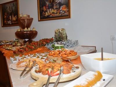 Kevin's Dessertbuffet