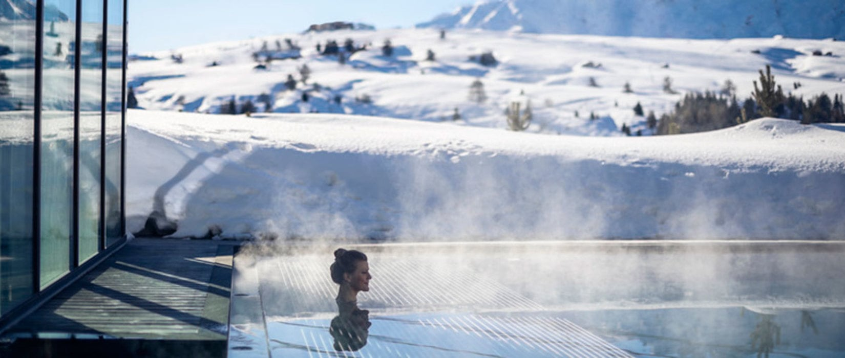 Winterparadies Südtirol