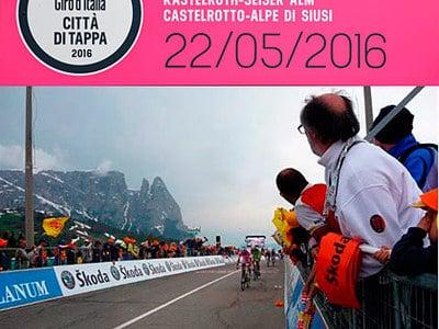 Giro d'Italia: Zeitrennen von Kastelruth auf die Seiser Alm