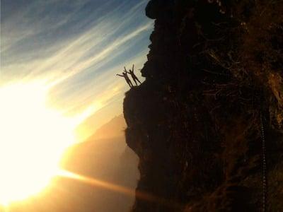 Sonnenaufgangs-Wanderungen