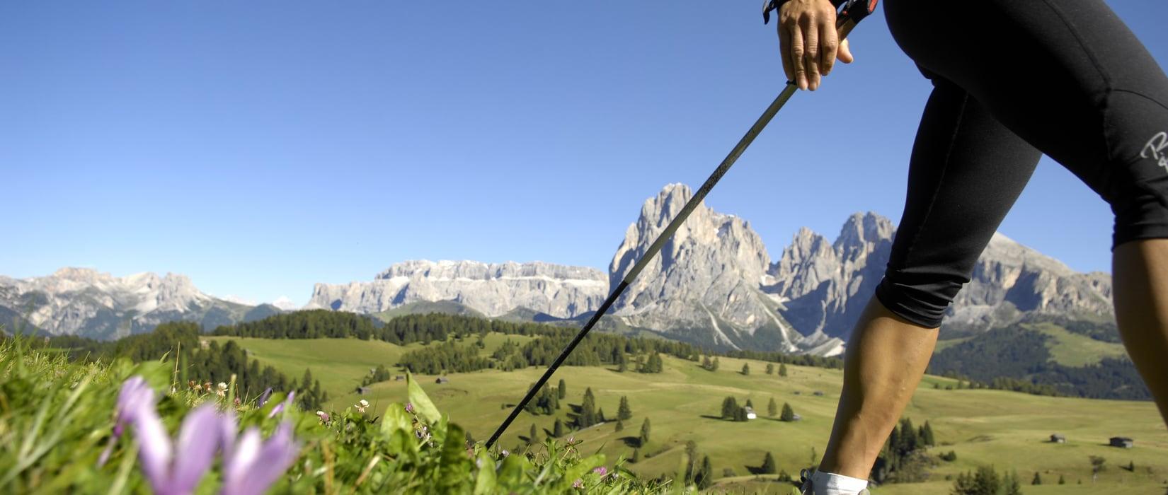 Wandern und Wohlfühlen in Südtirol