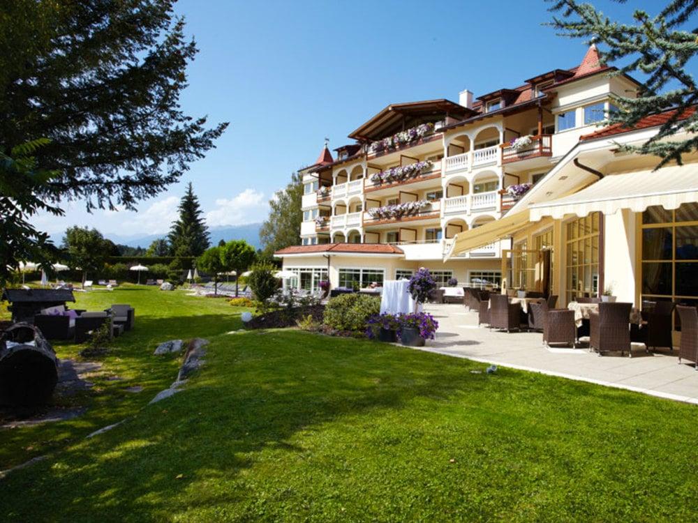 Majestic, un albergo da favola... come le Dolomiti