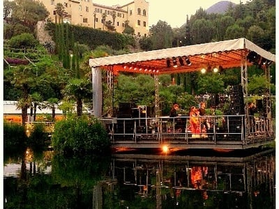 Le serate musicali ai Giardini di Castel Trauttmansdorff