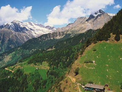 The Alta Via di Merano (Meraner Höhenweg) High Trail: Leg 1