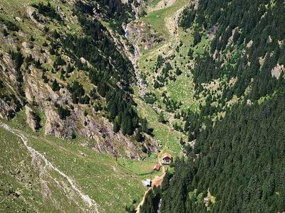 Der Meraner Höhenweg - 2. Etappe