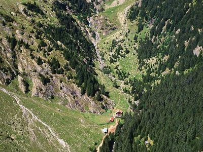 The Alta Via di Merano (Meraner Höhenweg) High Trail: Leg 2