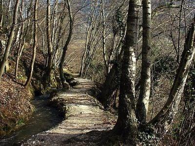 The Trail of Legends in Parcines (Partschins)