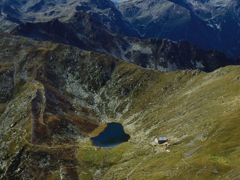 Il monte del Pascolo sopra Velturno