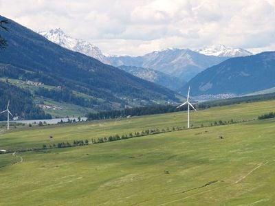 The Alta Via della Val Venosta (Vinschger Höhenweg) High Trail: Leg 5