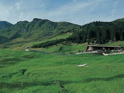 Almwanderung Telfes im Ridnauntal