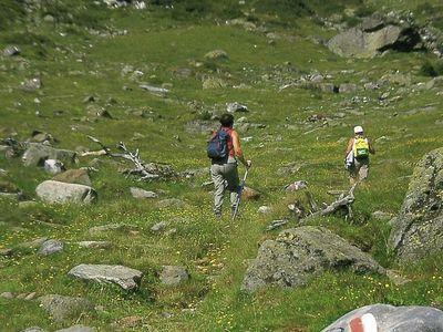 Escursione alla malga Klammalm