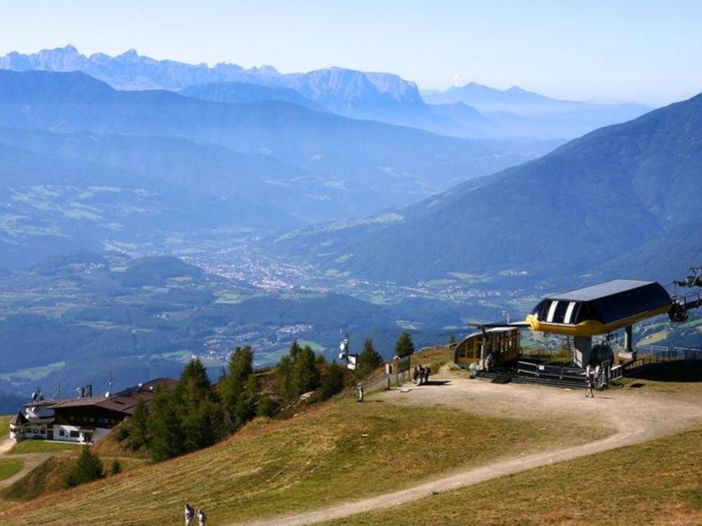 Escursione circolare delle baite al monte Gitschberg