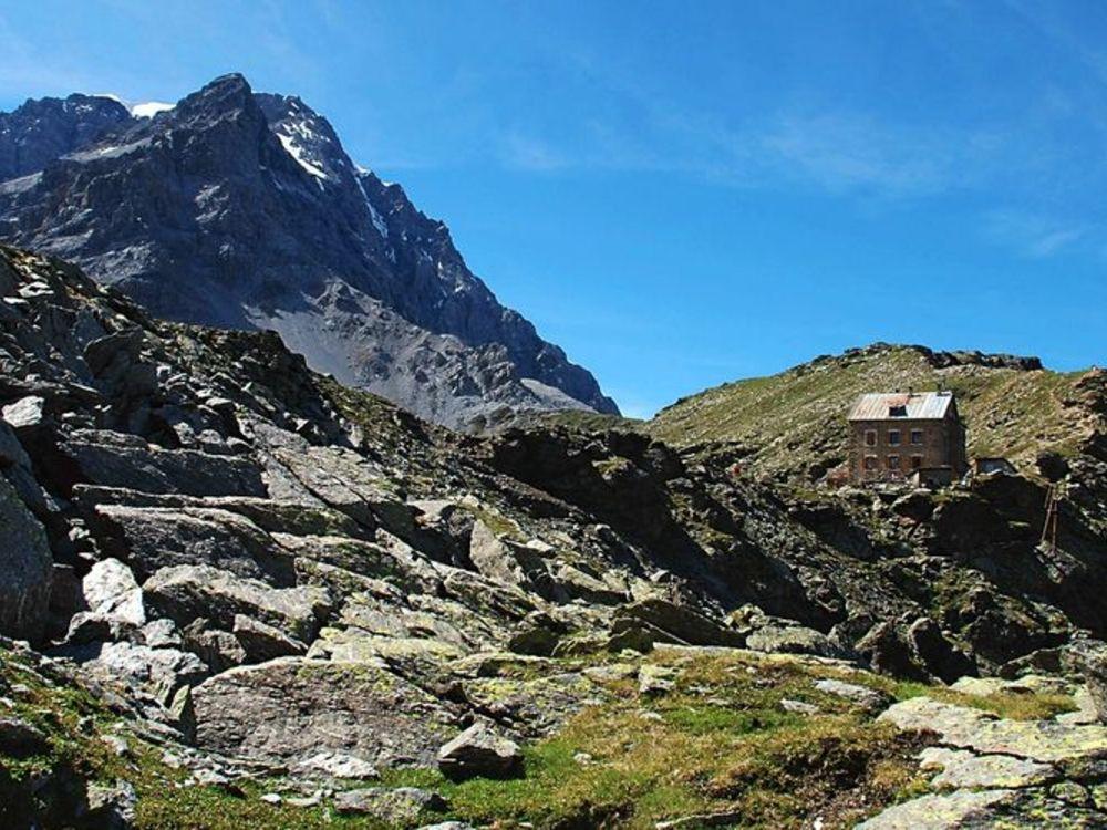 Escursione al rifugio Hintergrathütte