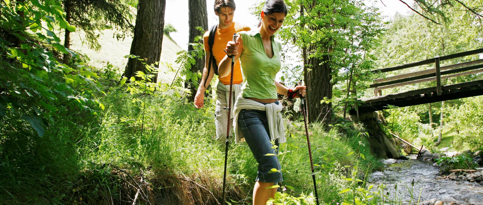 Wandern - Gesundheit für Körper und Geist