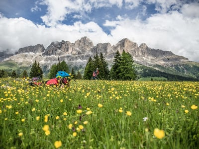 Mountainbikeshooting im Marica