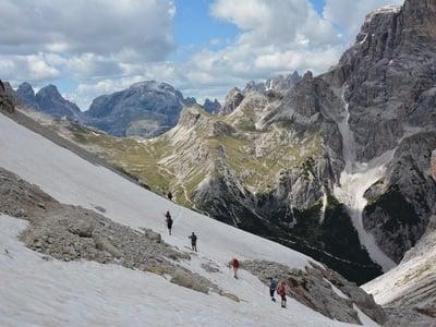 Escursione guidata alle tre cime di Lavaredo