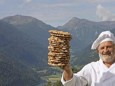 Südtiroler Brotspezialität