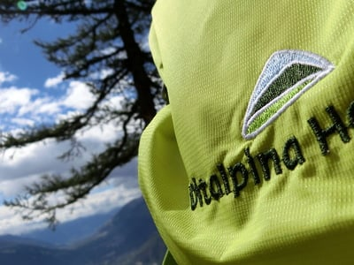 The Vitalpina backpack - the faithful hiking guide