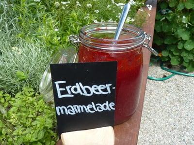 Erdbeerzeit - Marmeladenzeit :)
