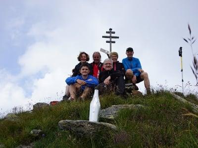 Berg Heil von der Kirchbergspitz!