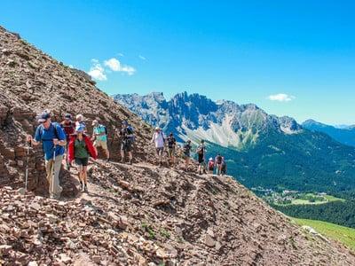 Traumhafte Gipfeltour