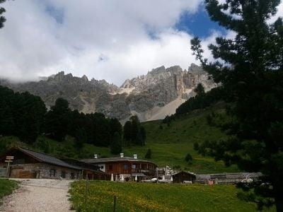 Naturerlebnis pur in den Dolomiten