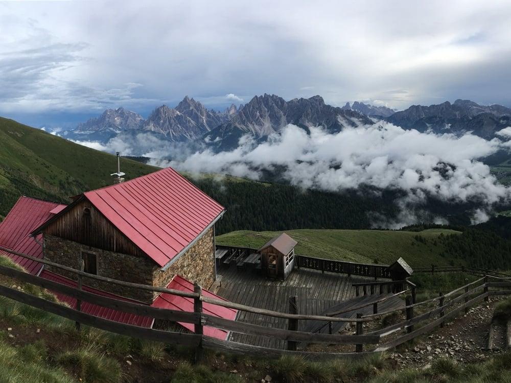2-Tages-Wanderung auf dem Toblacher Höhenweg mit Übernachtung auf der Bonnerhütte