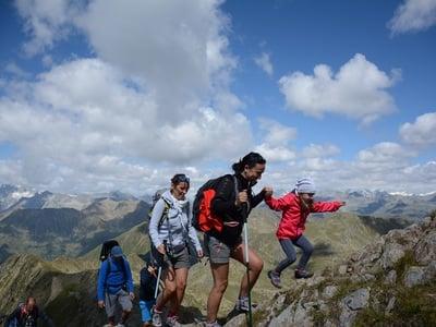 Geführte Wanderung zum Schwarzsee