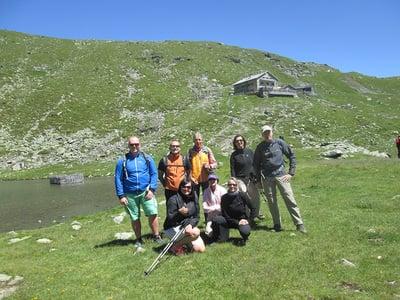 Klassiker im Unterwirt: Radlsee mit Königangerspitze (2.439 m)