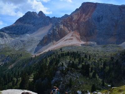 Escursione guidata da Ponticello nella Valle Braies sulla malga Cavallo (2164m)