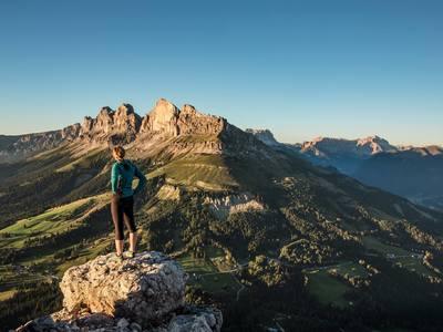 """""""Erklimme die Berge..."""