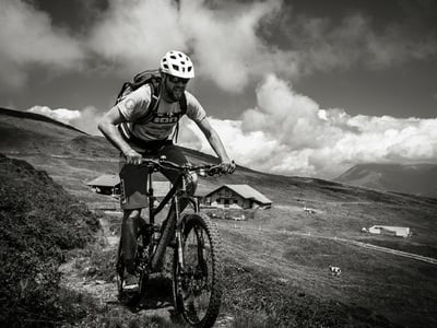 Mountain Bike Testival vom 22.- 25.09.2016 in Brixen