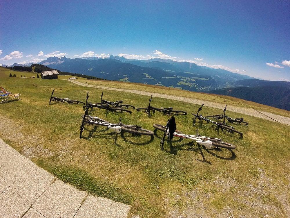 Biken & Wandern... Hotel Taubers Unterwirt gibt noch mal richtig Gas