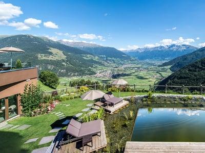 Das Gerstl - Hotel mit besonderem Panoramablick