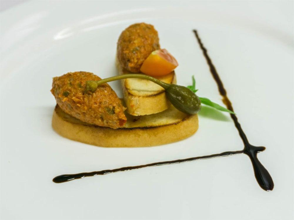 La ricetta Vitalpina: tartara vegana