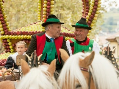 The Merano Grape Festival