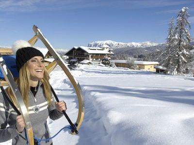 10 motivi per passare una vacanza invernale al Pfösl