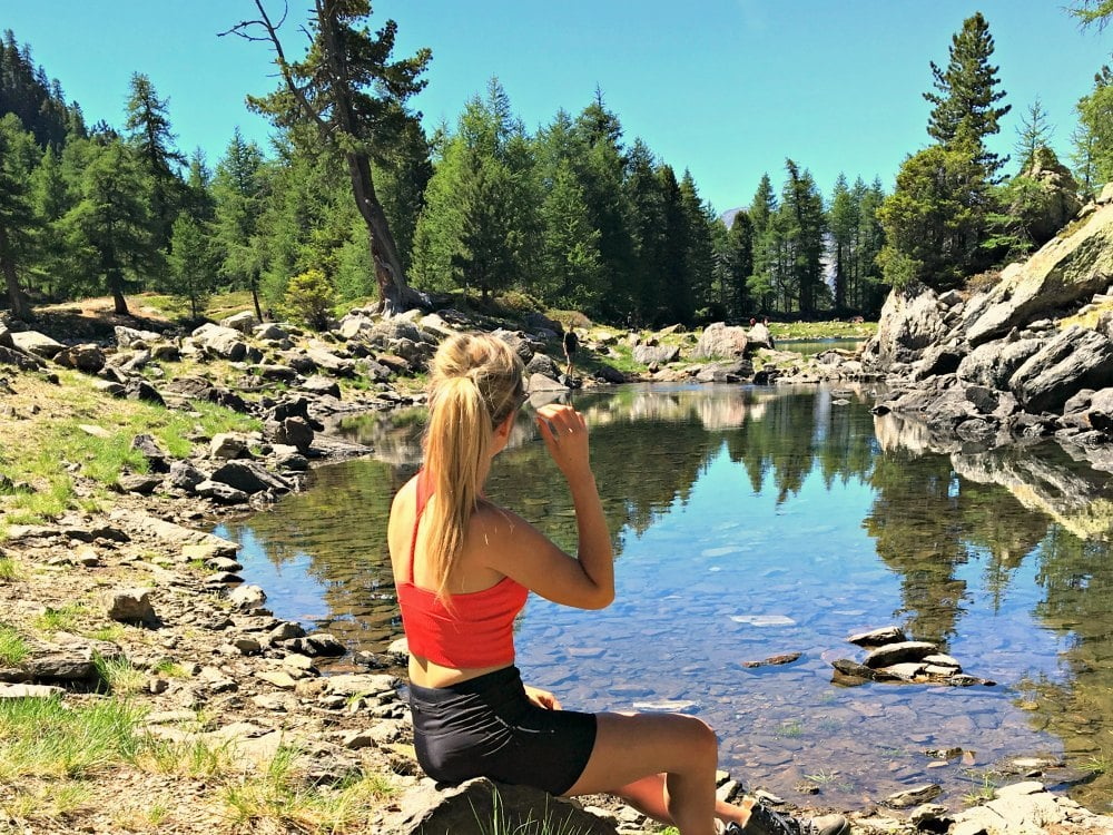 It's season for mountain lakes