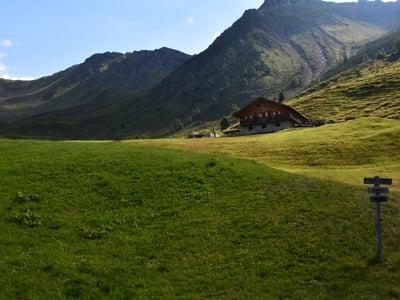 Escursione guidata al Lago Nero e Valle Villgraten