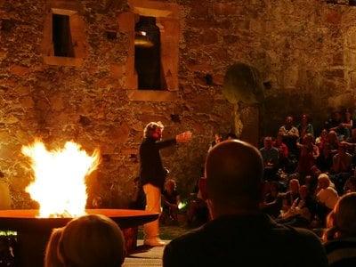 Campfire talks with Reinhold Messner