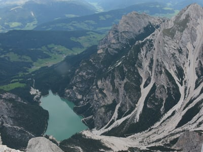 Escursione guidata dal titolare Josef sulla Croda del Becco (2810m)