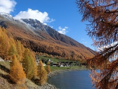 Herbstwanderung zum Finailhof