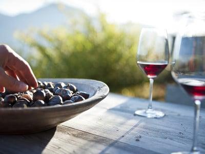 It's Keschtn [chestnut] season in South Tyrol!