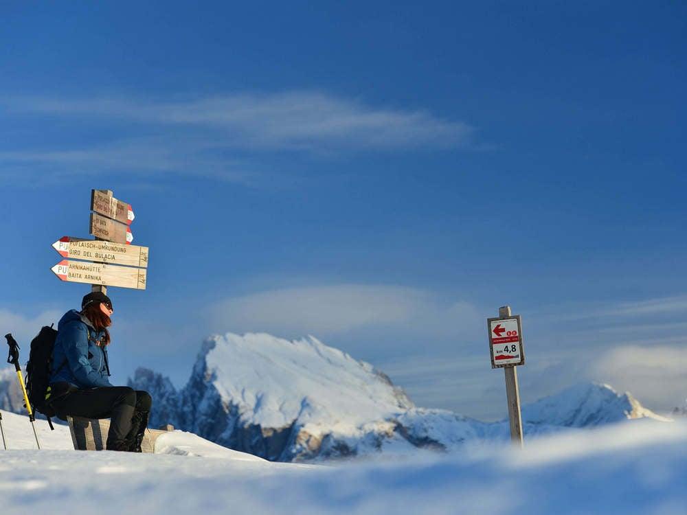 Un passo dal paradiso nel cuore delle Dolomiti